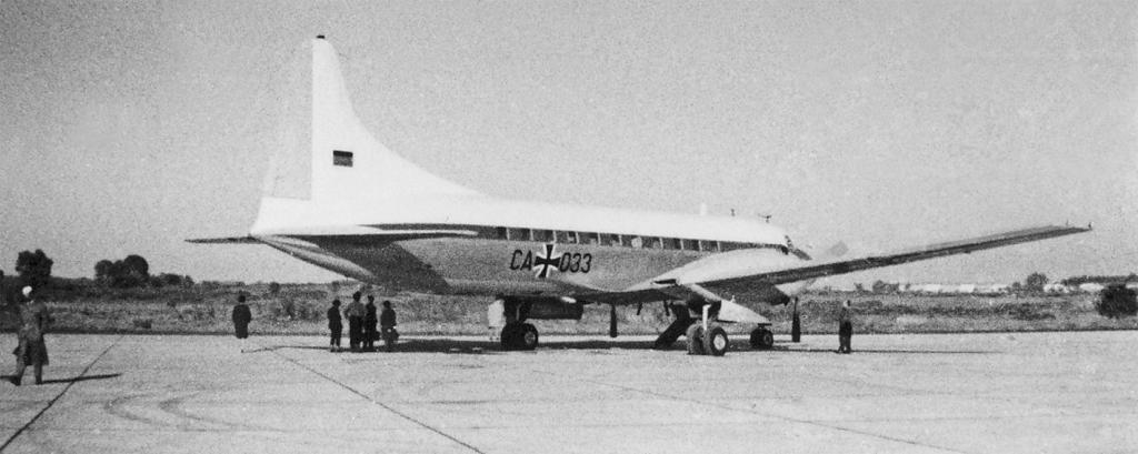 27 Mit der Convair nach Nordafrika