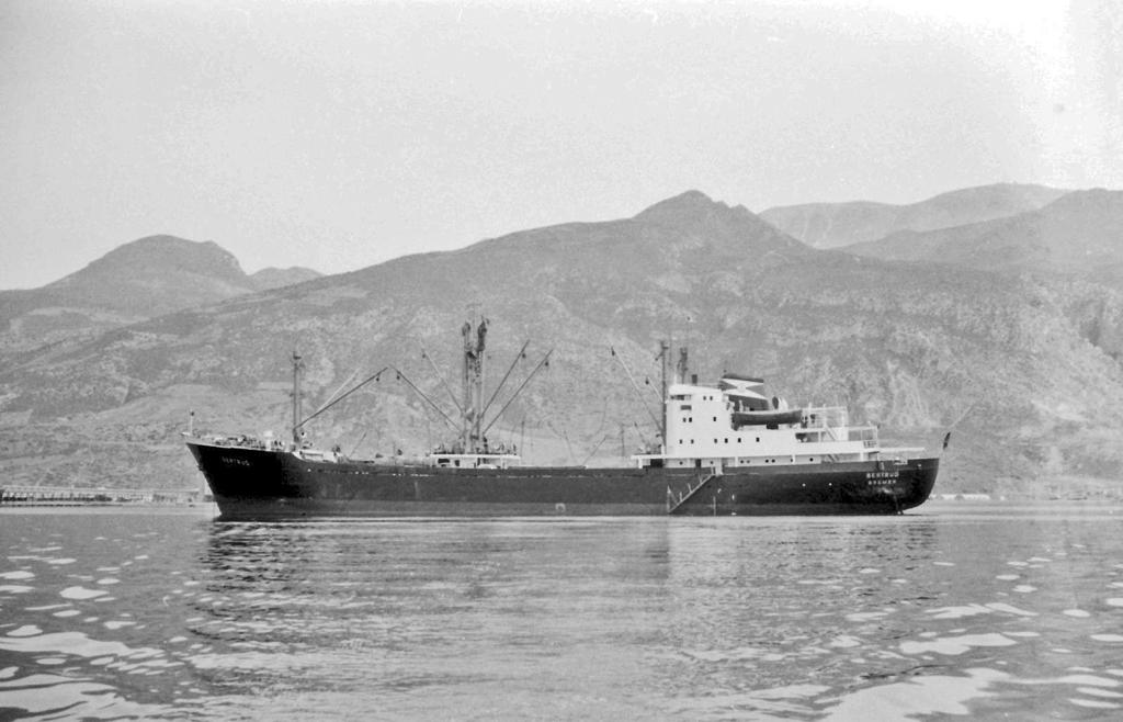 """10 Mittelmeer-Fahrt mit der """"M/S Gertrud"""""""